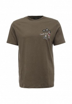 Мужская осенняя футболка River Island