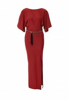 Красное платье River Island