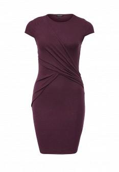Фиолетовое платье River Island