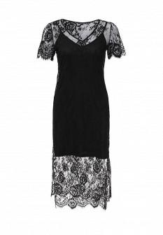 Черное платье River Island