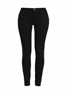 Женские черные итальянские осенние джинсы