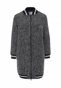 Женская серая итальянская осенняя куртка
