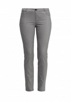 Женские серые итальянские брюки