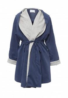 Женская синяя итальянская осенняя куртка