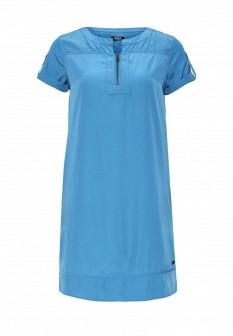 Голубое платье RIFLE