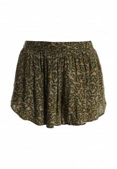 Женские зеленые шорты ROXY