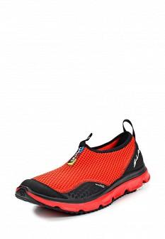 Мужские красные кроссовки SALOMON