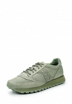 Мужские зеленые кроссовки Saucony