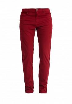Мужские бордовые брюки SELA