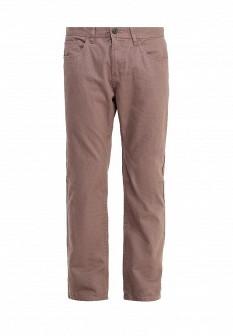 Мужские коричневые осенние джинсы