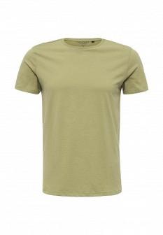 Мужская зеленая футболка SELA