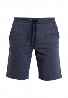 Мужские синие спортивные шорты