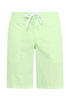 Мужские зеленые шорты SELA