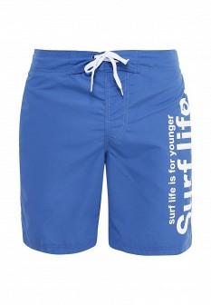 Мужские синие шорты SELA