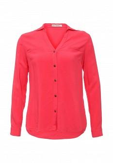 Розовая блузка SELA