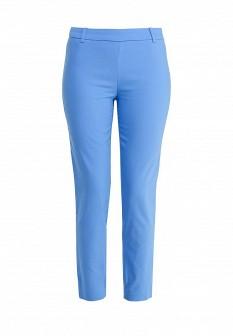 Женские голубые брюки SELA