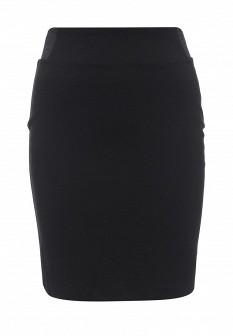 Черная юбка SELA