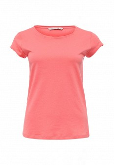 Женская розовая футболка SELA