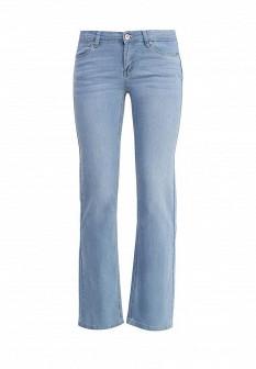 Женские голубые джинсы SELA