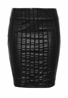 Черная юбка Silvian Heach