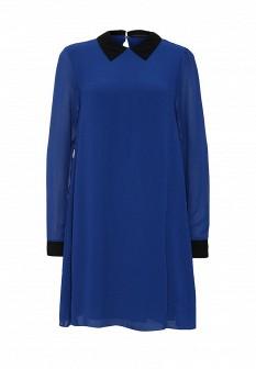 Синее платье Silvian Heach