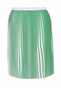 Зеленая юбка Silvian Heach