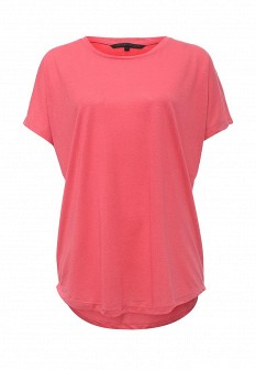 Женская розовая футболка Silvian Heach