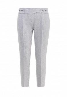 Женские серые осенние брюки Sinequanone