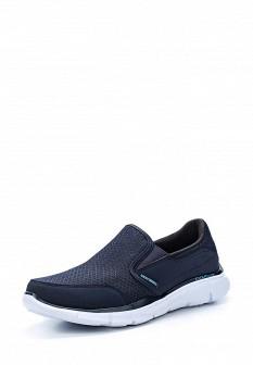 Мужские синие кроссовки SKECHERS