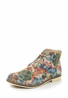 Женские осенние ботинки S.OLIVER