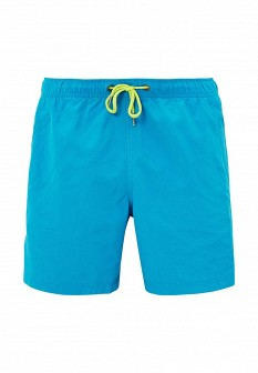 Мужские голубые шорты S.OLIVER