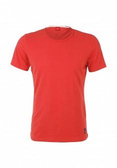 Мужская красная футболка S.OLIVER