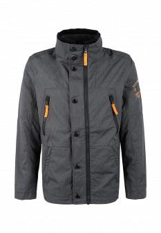 Мужская серая куртка S.OLIVER