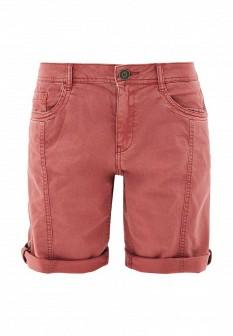 Женские красные шорты S.OLIVER