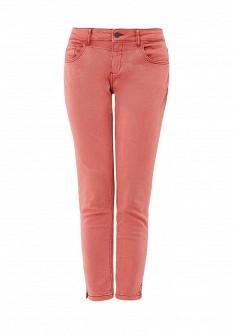 Женские розовые брюки S.OLIVER