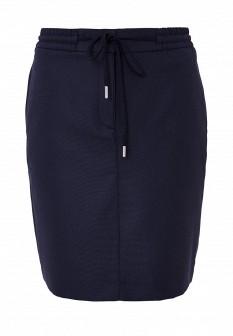 Синяя юбка S.OLIVER