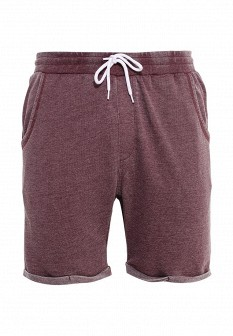 Мужские фиолетовые осенние шорты