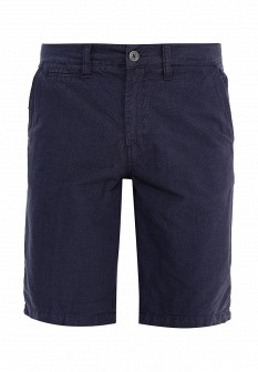 Мужские синие шорты Solid