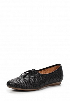 Женские черные кожаные ботинки