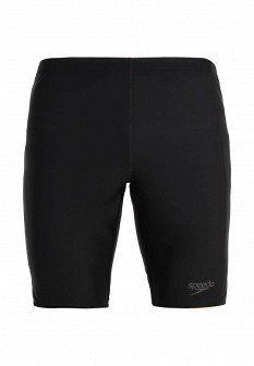 Мужские черные осенние шорты