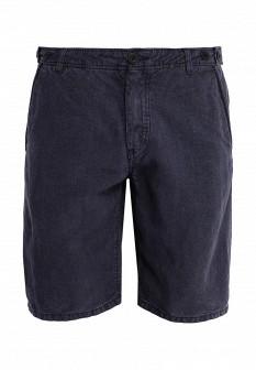 Мужские синие осенние шорты Strellson