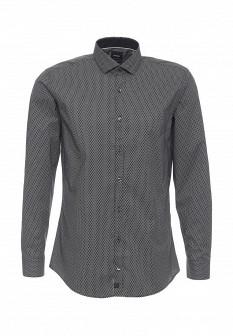 Мужская черная рубашка Strellson