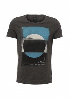 Мужская серая футболка Strellson