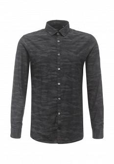 Мужская серая рубашка Strellson