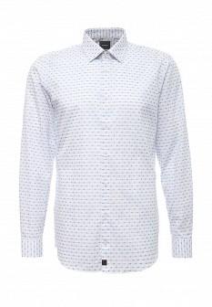 Мужская белая рубашка Strellson