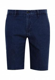 Мужские синие шорты Strellson