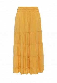 Желтая юбка SVESTA
