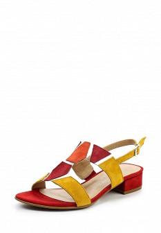Женские сандалии на каблуке Tamaris