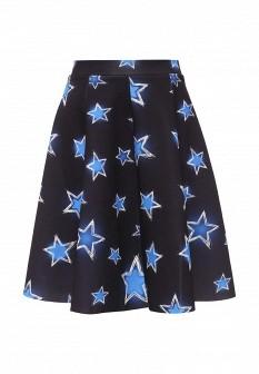 Синяя юбка Taya