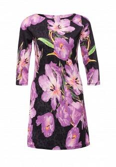 Фиолетовое платье Taya